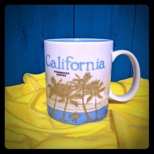 California - Starbucks Mug - 0018